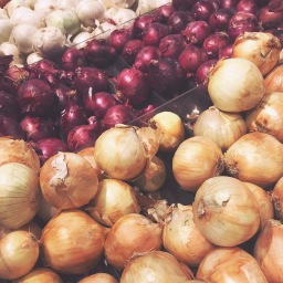 Color Your Plate With….Onions